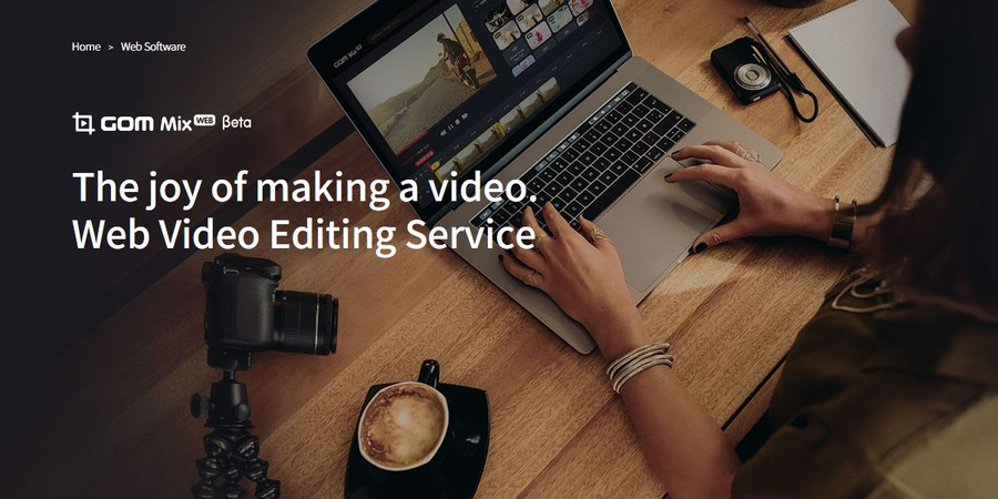 "Try a Free Video Editing Software from your ""Web Browser"""