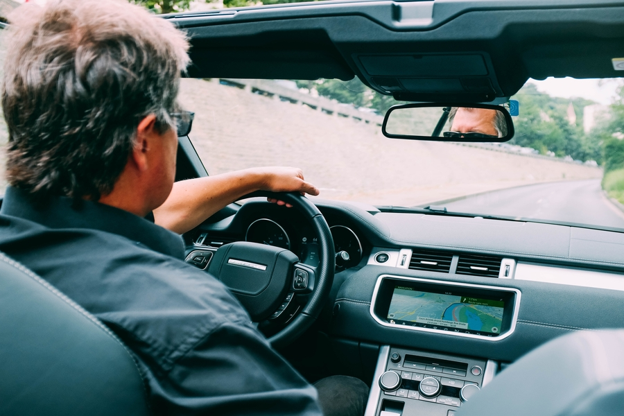 California Attorney Ed Smith Discusses the Challenges of Older Drivers and Dashboard Technology