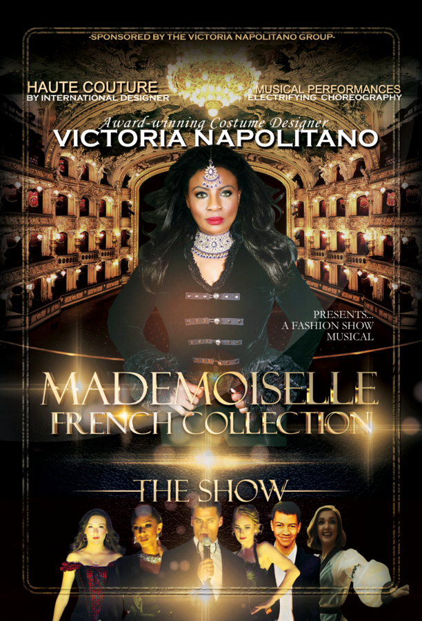 Victoria Napolitano Created Musical Fashion Show Featuring Mademoiselle French Collection