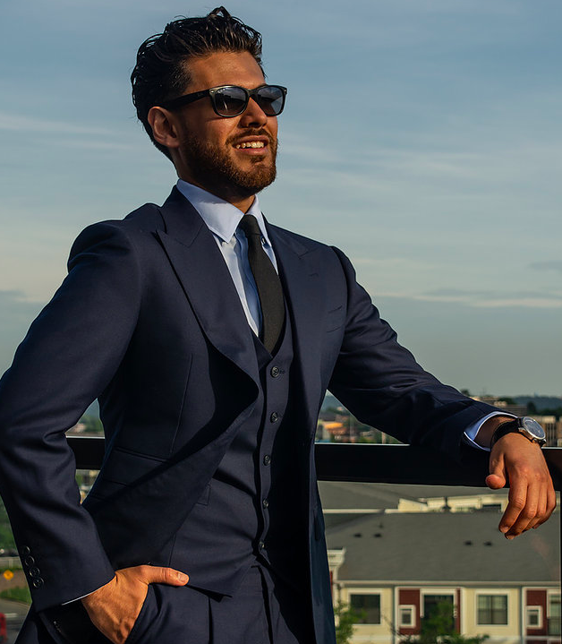 How This Fashion Designer Built His Brand From Maryland To Hong Kong
