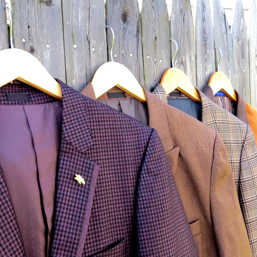 How To Make A Less Expensive Men's Suit Look Fancier