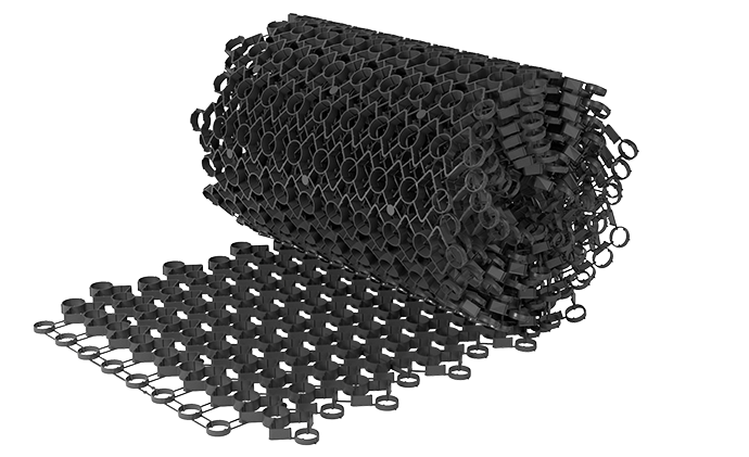 StormTank® Releases GroundPro™ GRS Flexible Permeable Grass Paver System