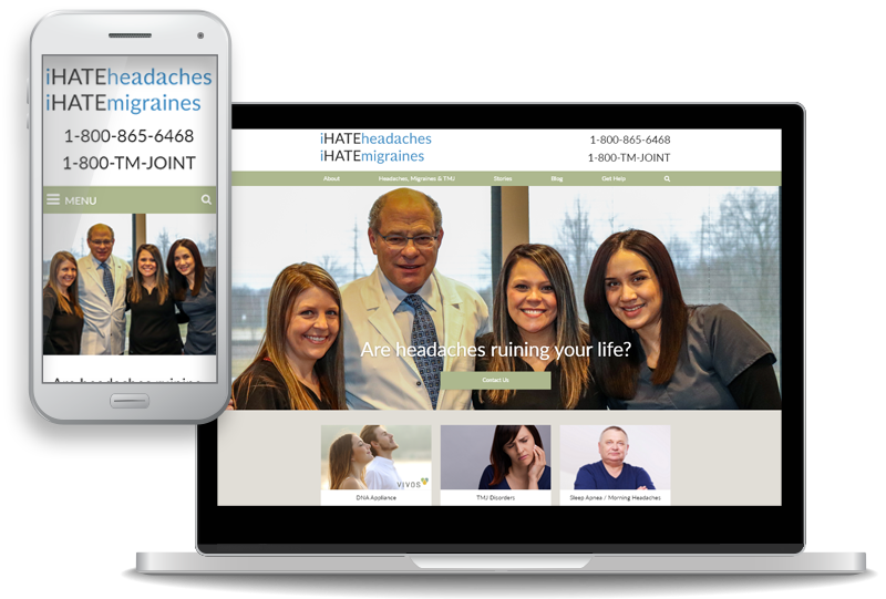 Think Better Life Debuts New Website for Chronic Headache and Migraine Patients