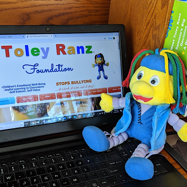 Toley Ranz Is Ready For School, El Paso and Dayton Set to Benefit Most From This Journey of Change