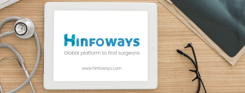 Hinfoways Announces the Launch of a Global Healthcare Platform for Patients Searching for Surgeons