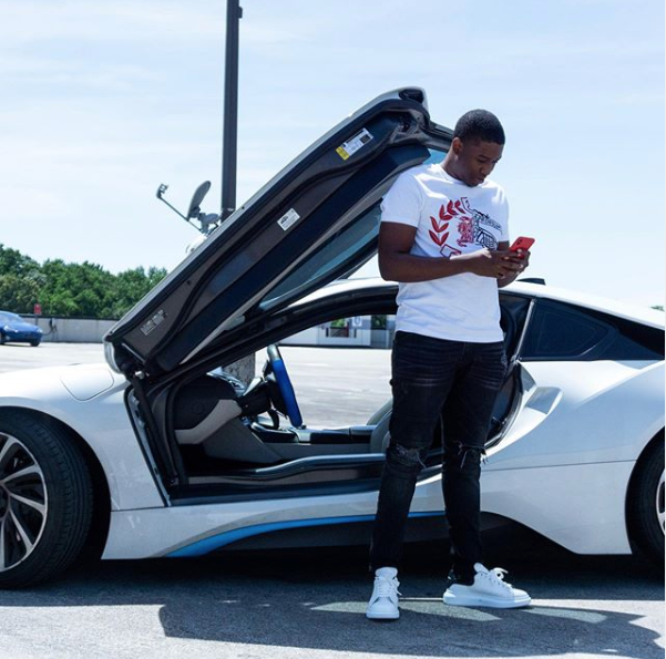 Rashad: The Entrepreneur Who Achieved Financial Freedom and Now Gives Back to His Community