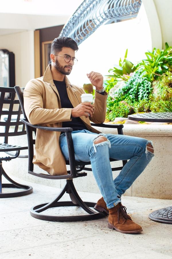 ESNTLS: La marca diseñada para hombres y sus necesidades