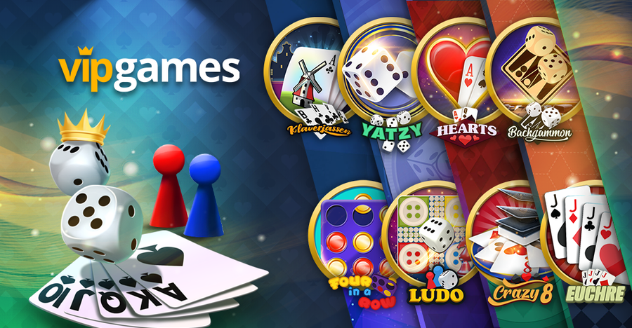 VIP Games to Unite Gamers Worldwide Under One Digital Flag