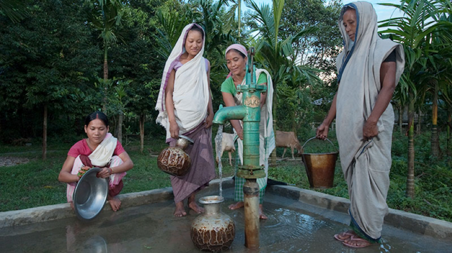 As India's Water Shortage Worsens, GFA World's-supported 'Jesus Wells' Serve Thousands