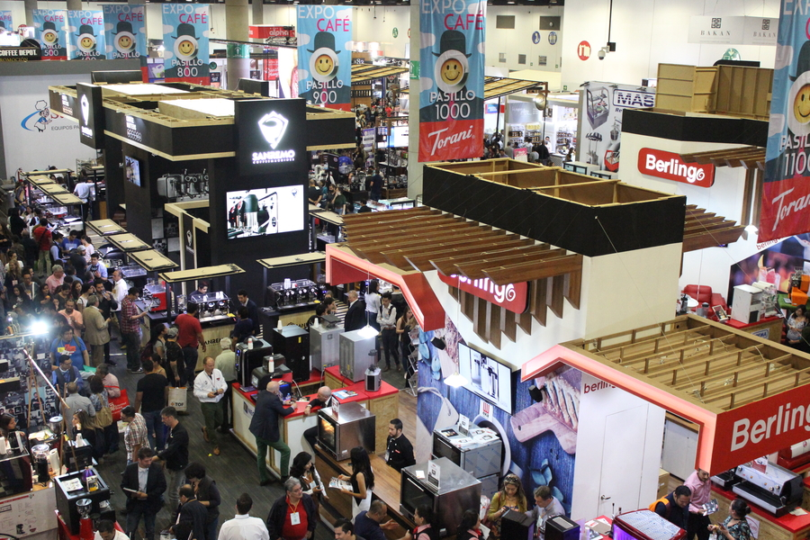 Expo Café Bids to Boost Status of Mexico's Coffee Industry on World Stage