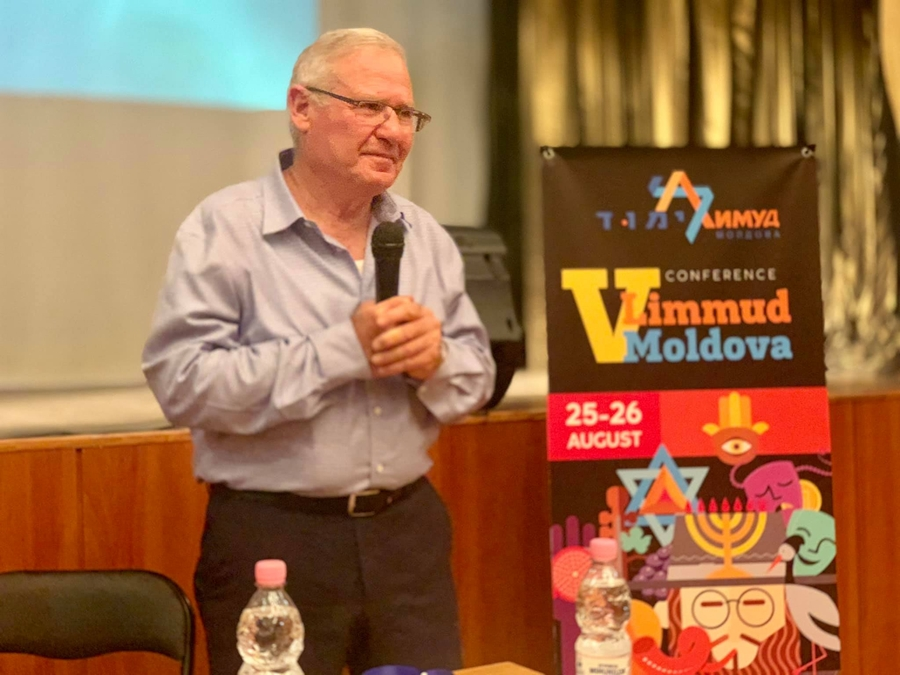 Limmud FSU in Moldova Attracts More than 300 Participants