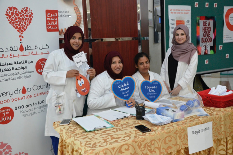 Blood Donation Drive at Pure Health Network to Support Over 1300 Patients