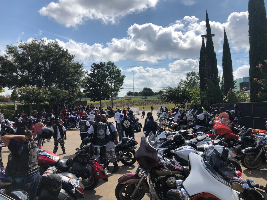 Motorcycle Ride for TBI Raises $1,098