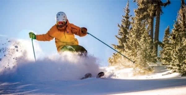 This Fall, Texans Can Hit The Slopes Early!