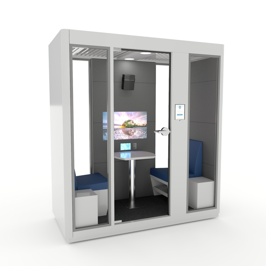 ZenSpace Announces New SmartPods and Event Venue Partner Program at IMEX America, September 10-12, 2019 at Sands Expo, Las Vegas