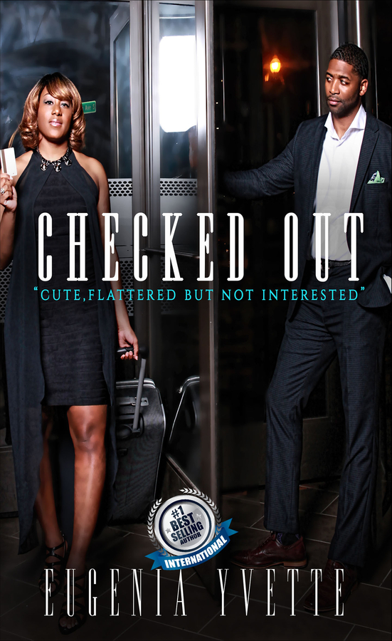 "Eugenia Yvette Launches Her New Book ""Checked Out"""