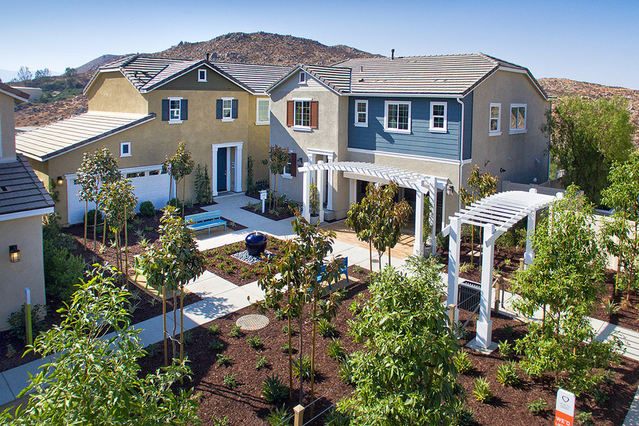 Easy Living, Low Maintenance New Homes at Pardee's Aliso are Good Fit for First-time Buyers