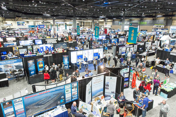 Registration is Now Open for Pacific Marine Expo, the West Coast's Largest Commercial Fishing and Marine Trade Show
