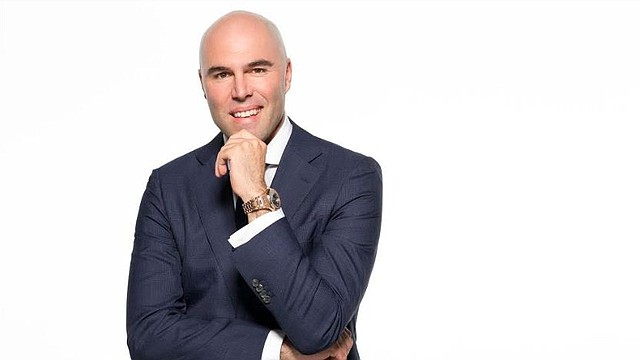 Sergio Bruna is America's Top Latino Entrepreneur