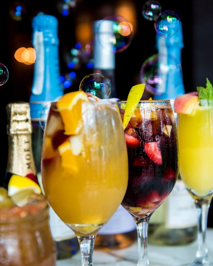 $20 Bottomless Drinks and Live Music: Honu Kitchen and Cocktails Launches Bubbly Brunch Sundays