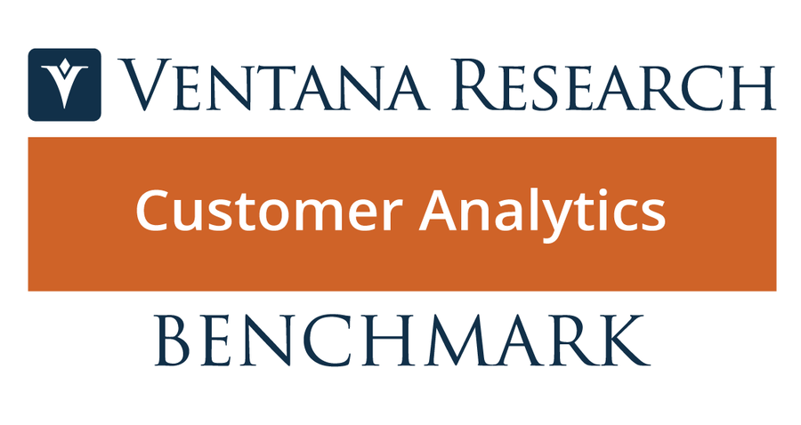 Ventana Research Published Benchmark on Customer Analytics