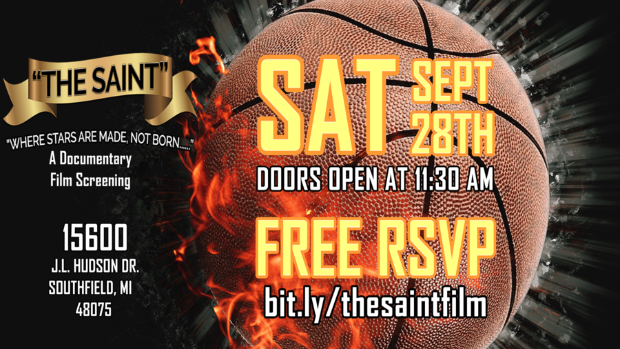 Retired NBA Players and Community Leaders Reflect on the Lasting Impact of Detroit's Historical Basketball Gym, St. Cecilia, in the Film Premiere for 'The Saint: Where Stars Are Made, Not Born'