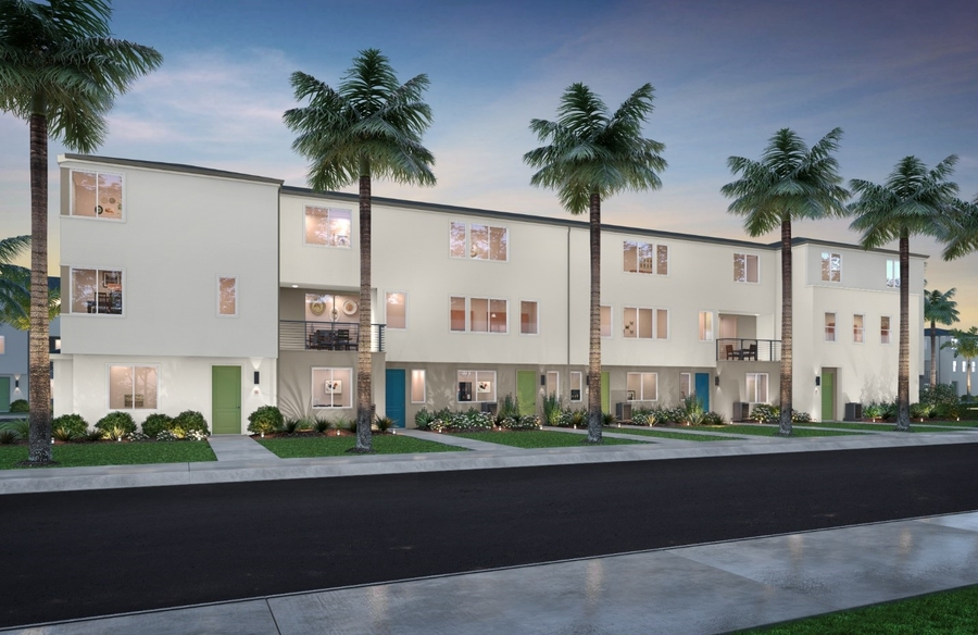 Pardee Homes Debuts New Solmar Neighborhood in South San Diego