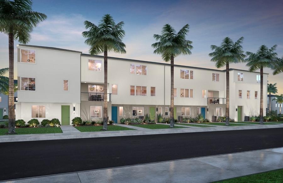 Pardee Homes Debuts New Solmar Neighborhood in South San Diego