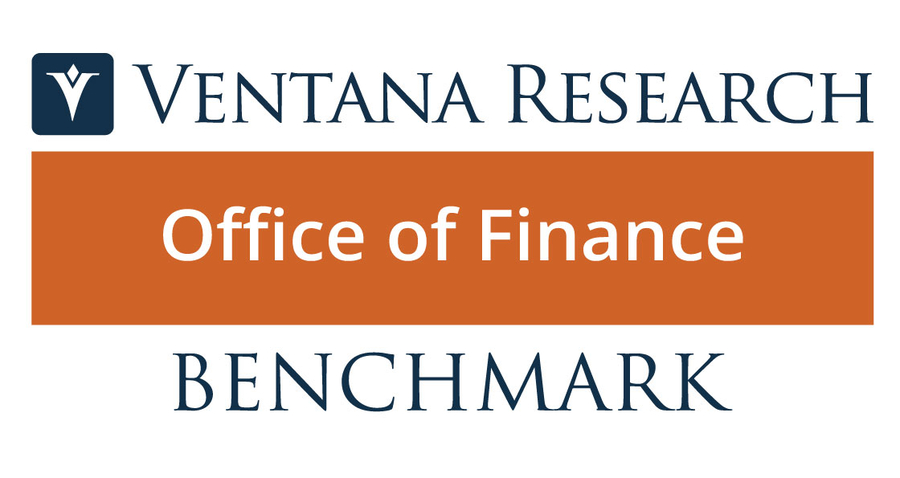Ventana Research Publishes Benchmark Research on the Office of Finance