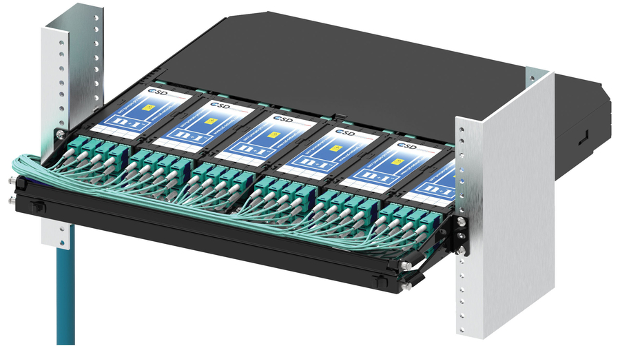 Connectivity Solutions Direct Introduces N+1, a High-Density Cabling Platform for Data Centers, at BICSI Fall Conference and Exhibition