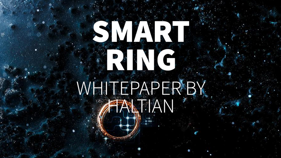 Smart Ring Whitepaper from Haltian Assesses the Market and Best Practice Go-to-Market Strategies