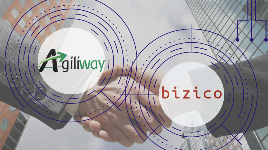 Agiliway Entered into the Merger Agreement with Bizico