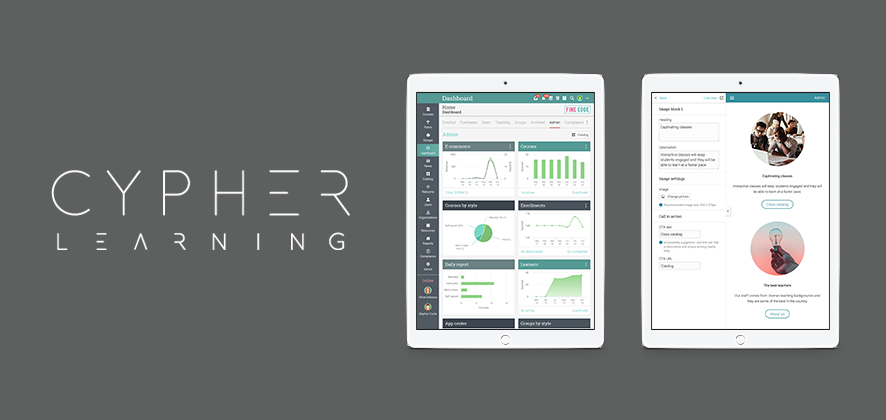 CYPHER LEARNING Releases New Impressive Features for its LMS Products