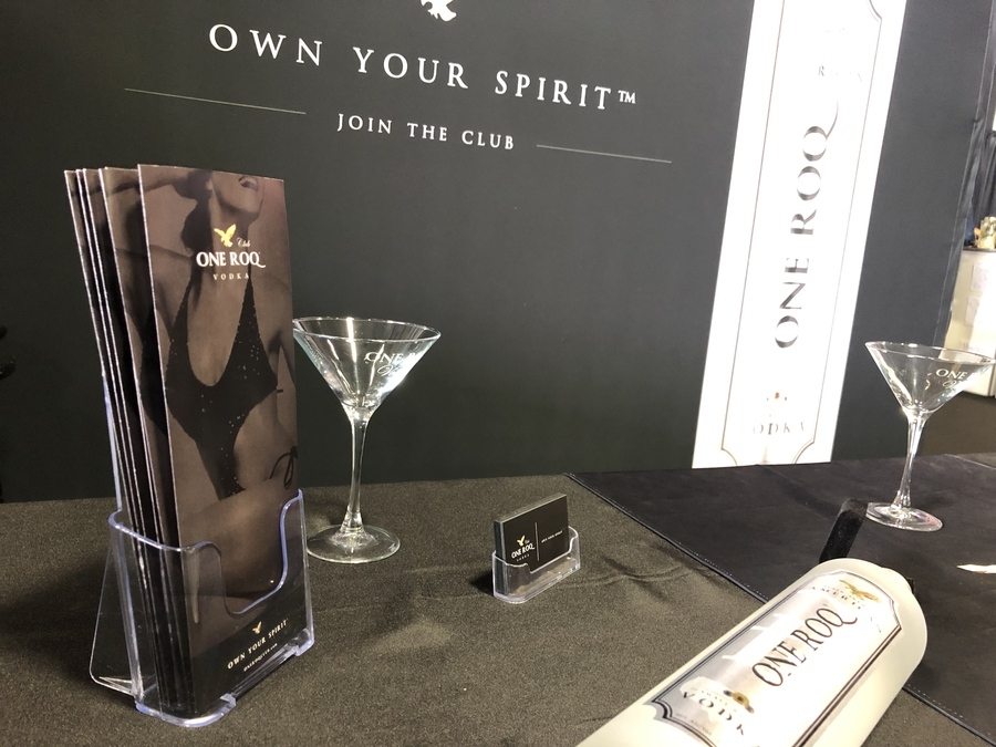ONE ROQ Vodka Hits Hollywood at Annual Celebrity Gifting Suite Celebrating The Emmys