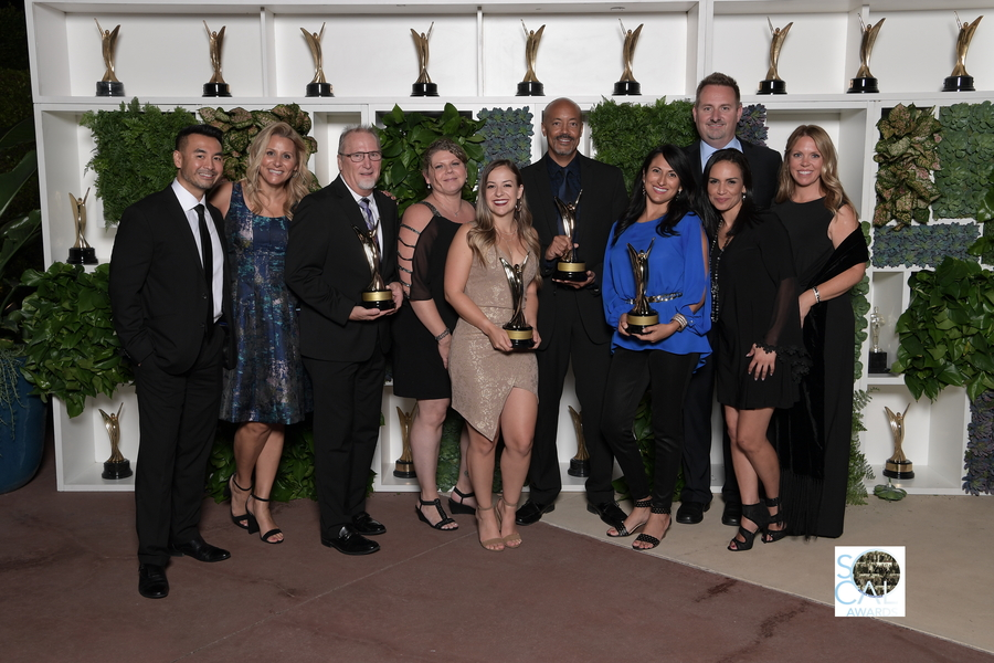 Pardee Homes' Inland Empire Team Wins Multiple Honors at 2019 SoCal Awards
