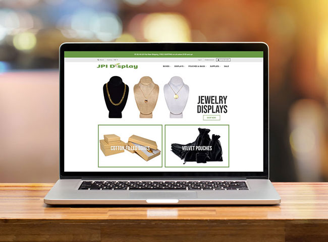JPI Display Launches New Website