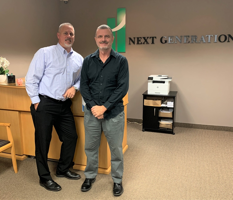 Next Generation Services Adds to its Team with New Sales and Business Development Specialists