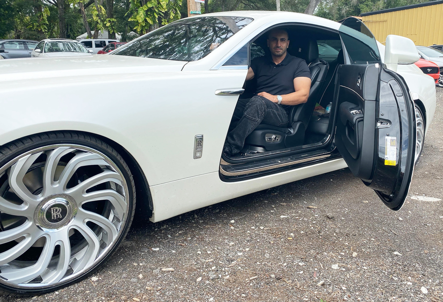 Meet Mike Egyptian: The Entrepreneur Who Runs a Used Car Dealership that Serves Those Who Have Bad Credit