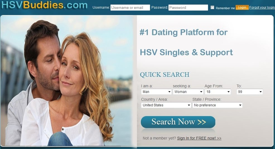 Hsvbuddies.com Provides More Than 1.6 Million HSV Singles with a Place to Find Love