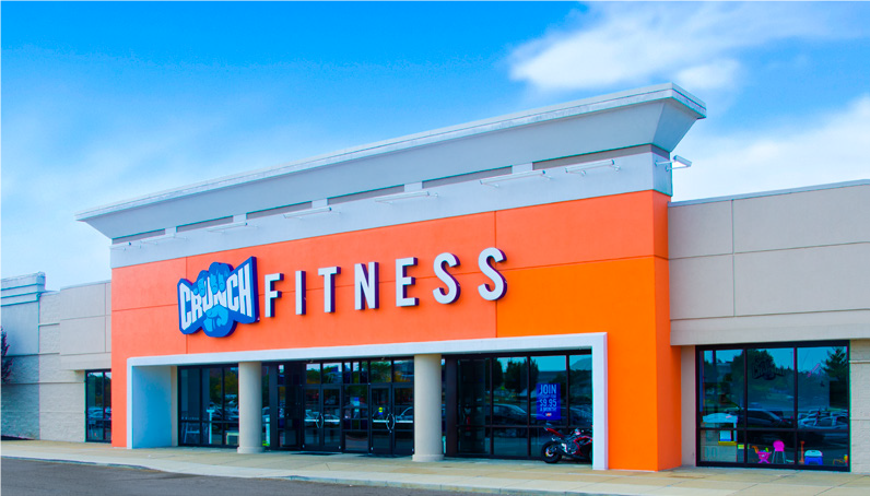 Greater Cincinnati Crunch Fitness Location for Sale at $4 Million