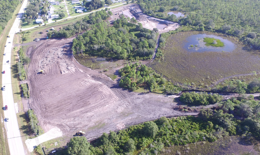 EHC, Inc. Awarded Two New State Road 82 Projects, Completed Another, and Broke Ground at The Preserve