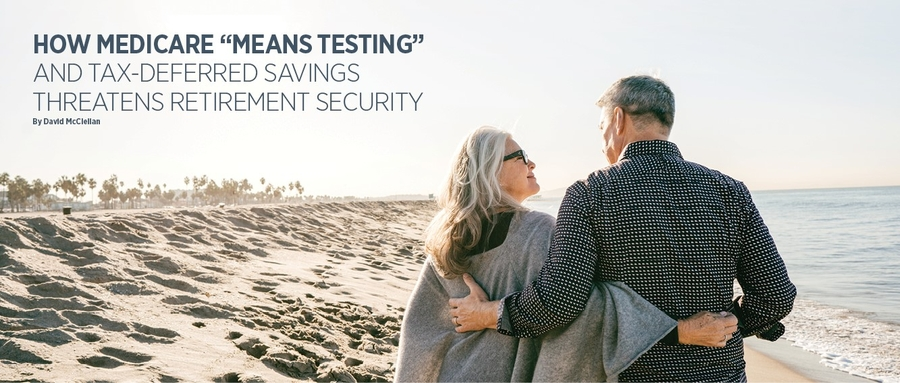 "Aivante Releases New White Paper on How Medicare ""Means Testing"" Threatens Retirement Security"