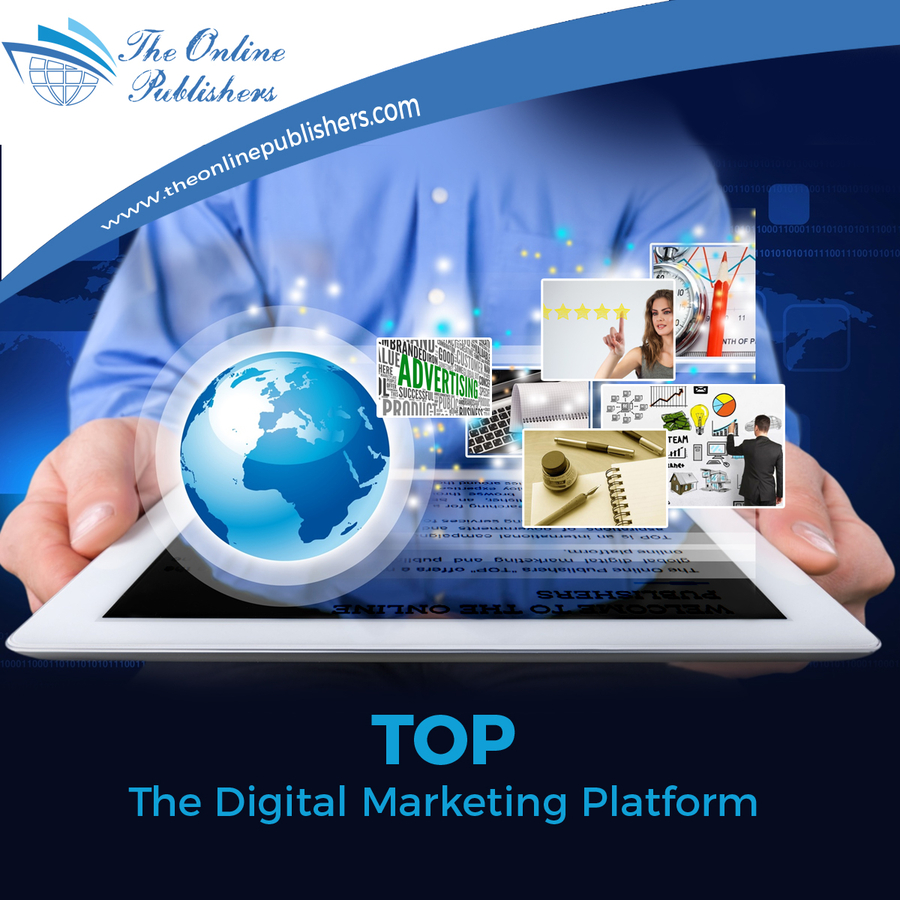 "The Online Publishers ""TOP platform"" Has Many Digital Marketing Solutions All Under One Convenient Umbrella"