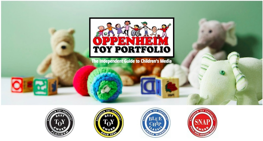 BEST TOYS for 2019: Independent Consumer Group, Announces Oppenheim Toy Portfolio Platinum Awards on www.toyportfolio.com