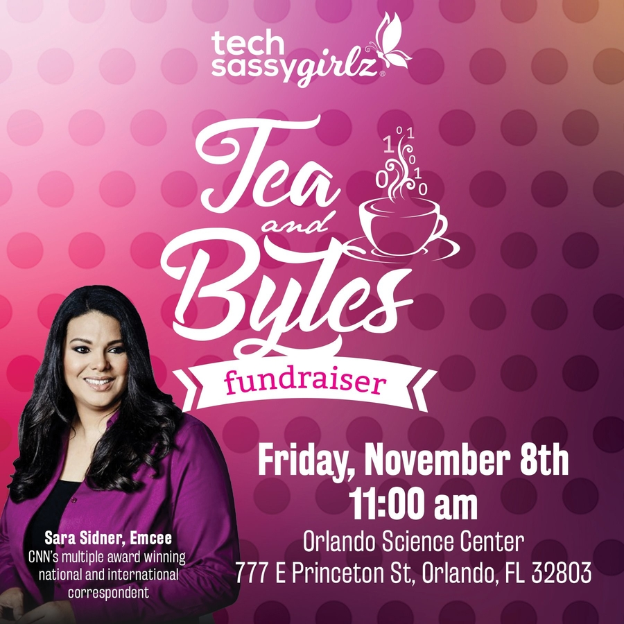 Celebrate Innovation During National STEM Day at Tea & Bytes