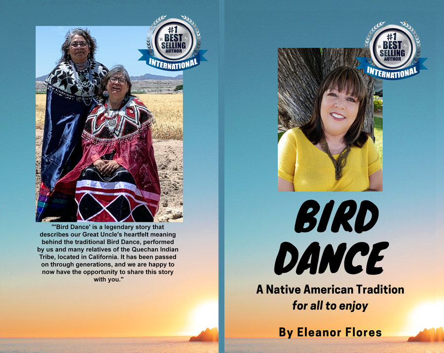 "Eleanor Flores Launches Book "" Bird Dance"""