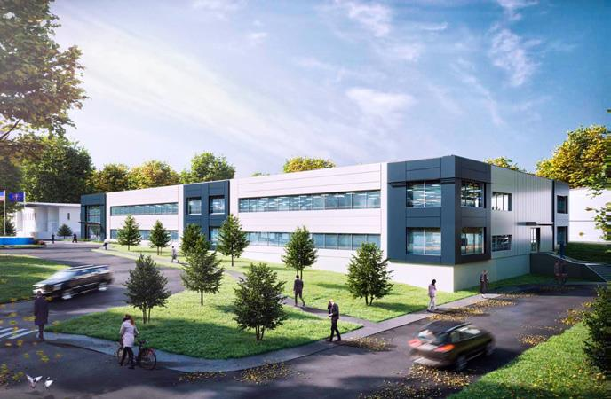 B+E lists Bloomington, Indiana MSA Medical Manufacturing & Research Facility for $64.6 million