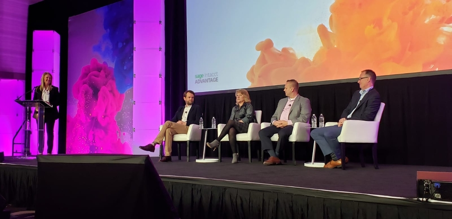 CEO of The Answer Company Speaks at Sage Intacct Advantage 2019