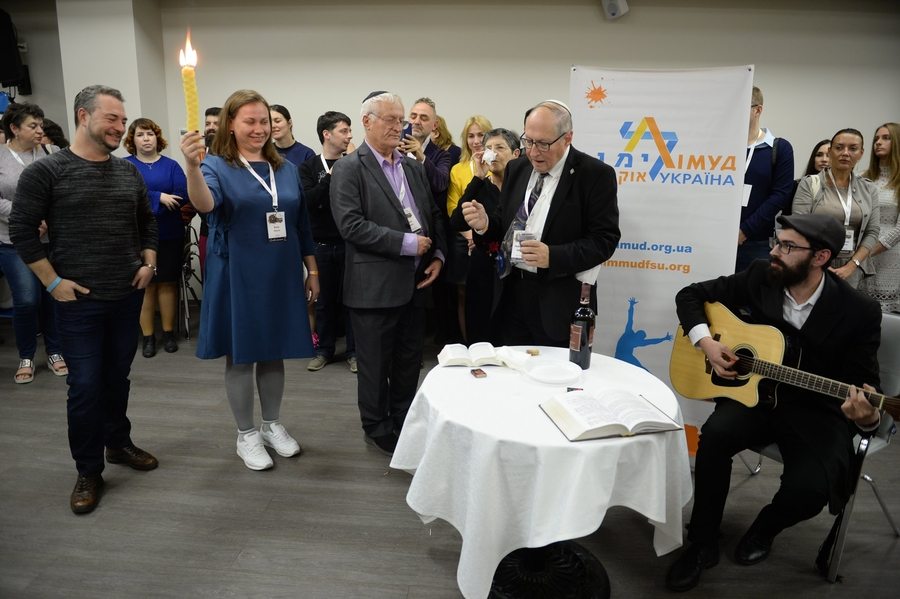 Limmud FSU Ukraine Festival in Odessa Attracts More Than 600 Participants