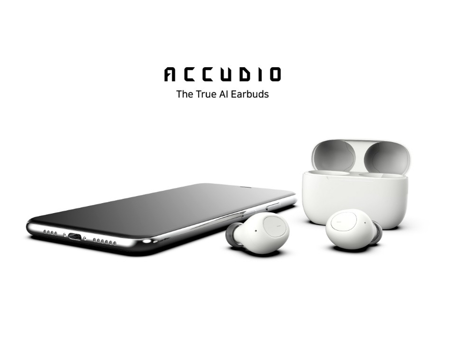 Orfeo Soundworks to Introduce AI Earbud Accudio at TechCrunch Disrupt 2019